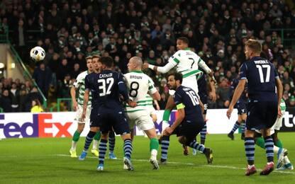Lazio-Celtic, orari e dove vedere la partita in tv