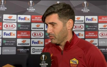 "Fonseca: ""Poco turnover, a Istanbul per vincere"""