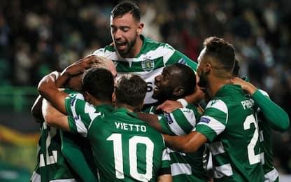 Europa League, risultati 5^ giornata e qualificate