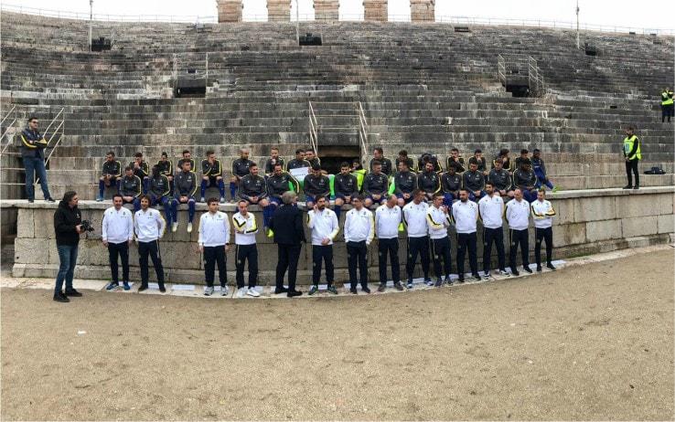 Hellas Verona all'Arena