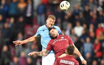 Lazio-Cluj, orari e dove vedere in tv