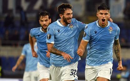 Correa-gol, 1-0 al Cluj: la Lazio spera ancora