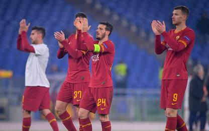 Roma qualificata come seconda: 2-2 col Wolfsberg