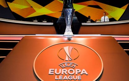 Sorteggi Europa League: calendario, data e orari