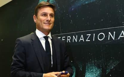"""Zanetti: """"L'Inter vuole vincere l'Europa League"""""""