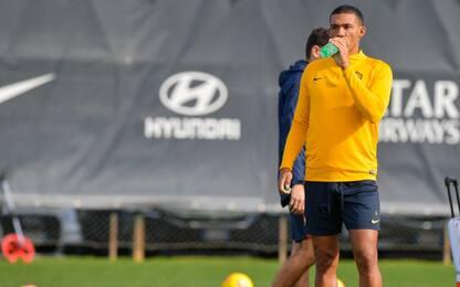 La Roma presenta la lista Uefa: out Juan Jesus