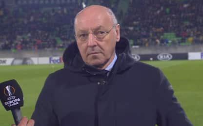 """Marotta: """"Messi su Lautaro? Motivo di orgoglio"""""""