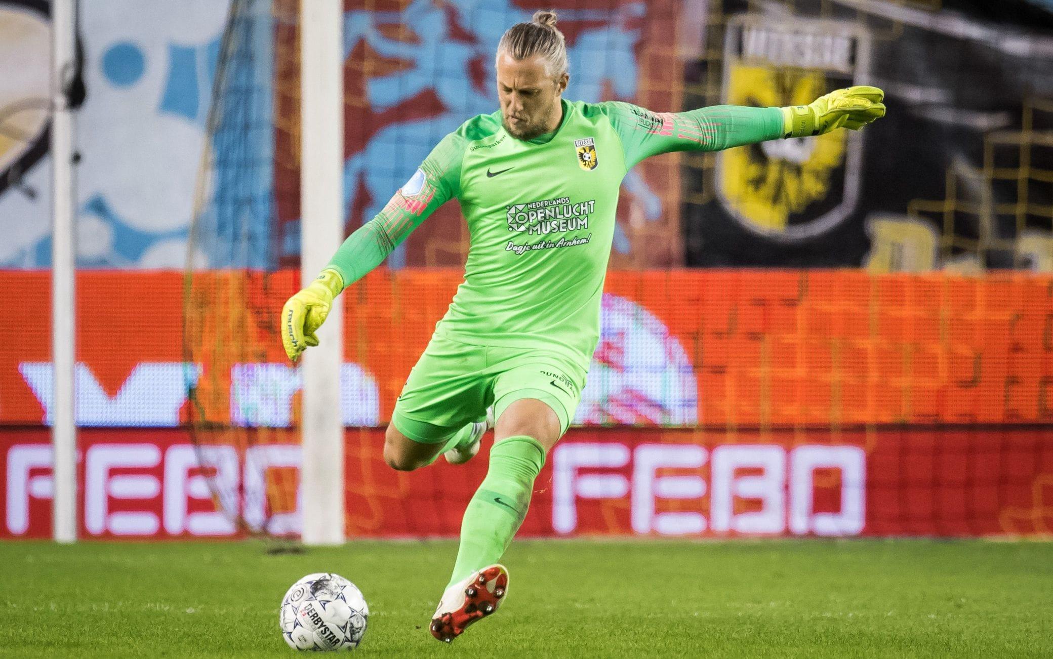 Remko Pasveer, portiere del Vitesse