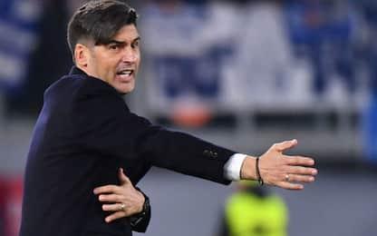 "Fonseca: ""Pellegrini? Ama la Roma, va aiutato"""