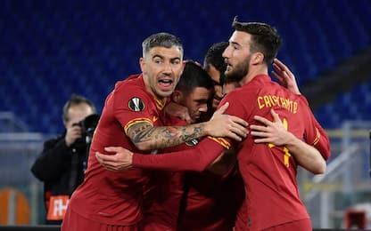 Decide Carles Perez, la Roma batte il Gent 1-0