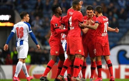 Europa League, il ritorno dei sedicesimi LIVE