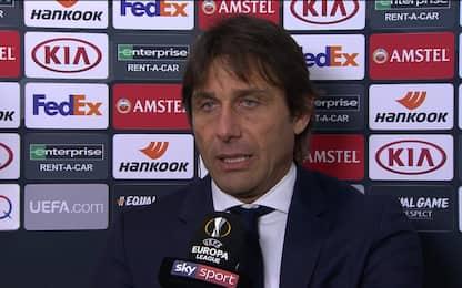 "Conte: ""Juve? Questo ciclo dirà quanto ci manca"""
