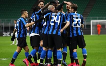 Inter agli ottavi: 2-1 al Ludogorets. Ora la Juve