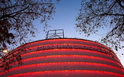 Siviglia-Roma di Europa League a porte chiuse