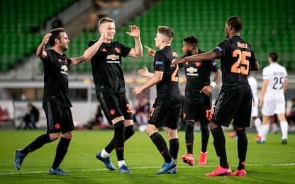 Goleada United, vincono anche Shakhtar e Bayer