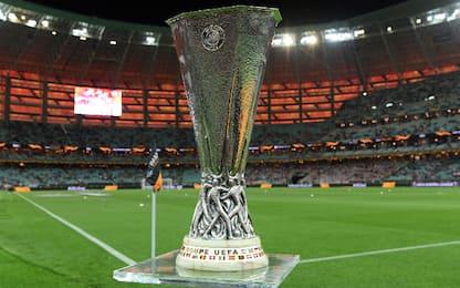 Inter-Getafe e Roma-Siviglia saranno gare secche