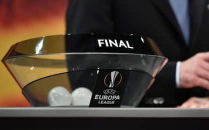 Sorteggio Europa League, le fasce per i gironi
