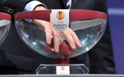 Europa League, sorteggio oggi dalle 13 su Sky