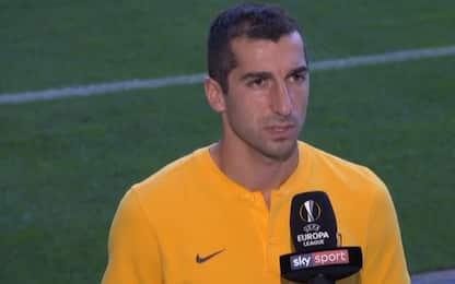 """Mkhitaryan: """"Possiamo vincere l'Europa League"""""""