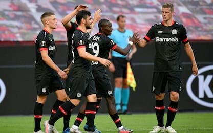 Il Leverkusen sfiderà l'Inter. Wolves e Basilea ok