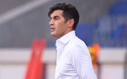 """Roma ko, Fonseca: """"Io il principale responsabile"""""""