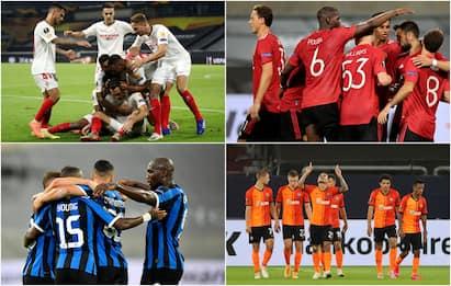 Europa League, tabellone e date fino alla finale