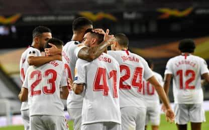 Il Siviglia ribalta lo United, 2-1 e va in finale