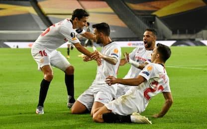 Siviglia, ancora finale: è record in Europa League