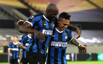 Inter, goleada e finale: Shakhtar ko 5-0