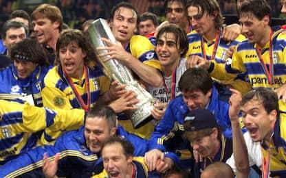 Che fine hanno fatto i giocatori del Parma 1999?