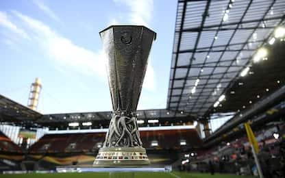 Europa League, il calendario della 4^ giornata