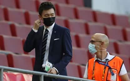 """Zhang: """"Conte? Ora riposo, poi il futuro"""""""
