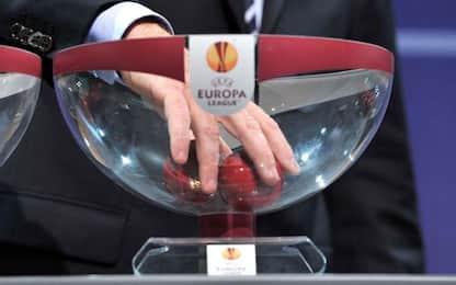 Sorteggio Europa League LIVE domani alle 13 su Sky