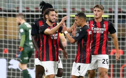 Milan, 16 gare senza ko: Pioli eguaglia Ancelotti