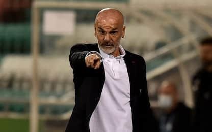 """Pioli: """"Il Milan deve giocare per vincerle tutte"""""""
