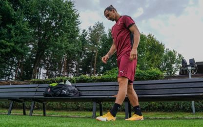 I 4 giorni difficili di Zlatan Ibrahimovic