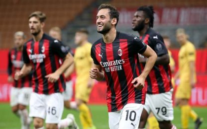 Rio Ave-Milan, dove vedere la partita in tv