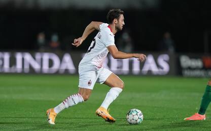 Rio Ave-Milan 0-0 LIVE: Brahim Diaz in campo