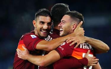 roma europa league ansa