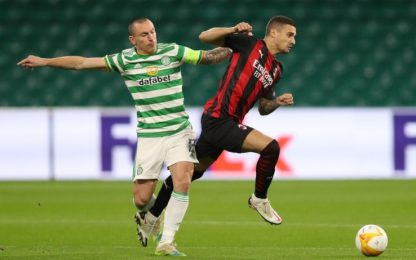 Milan-Celtic, dove vedere la partita in tv