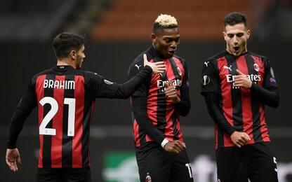 Il Milan non si ferma: 3-0 anche allo Sparta Praga