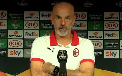 "Milan, Pioli: ""Ibra sta meglio. Leao ok in coppa"""