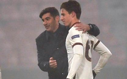 """Fonseca: """"Roma, ora vinciamo il girone"""""""