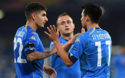 Napoli ai sedicesimi di Europa League se...