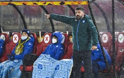 """Gattuso: """"Troppi errori, ma poteva andarci peggio"""""""