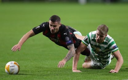 Milan-Celtic, Krunic dal 1': probabili formazioni