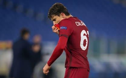 Roma, Calafiori: dopo il primo gol ecco il rinnovo