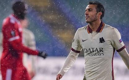 Roma, ko senza conseguenze: il Cska vince 3-1
