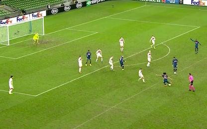 Elneny, che cecchino! Gol spettacolo con l'Arsenal