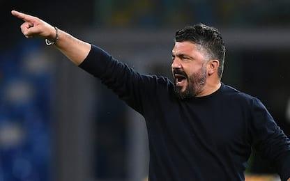 """Gattuso non parla, Riccio:""""1° posto meritato"""""""